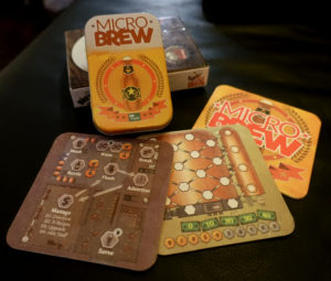 Board game: Microbrew