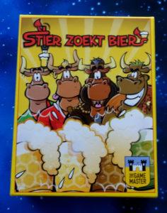 Board game: Stier zoekt Bier