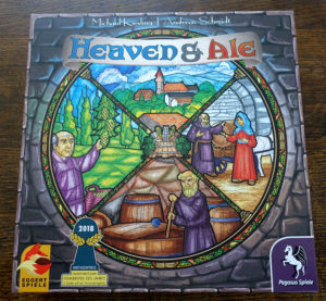 Board Game: Heaven and Ale